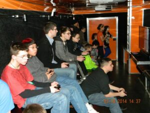 Video game truck party in Birmingham Alabama